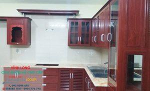 Tủ Bếp Nhôm Kính Cao Cấp Giá Rẻ tại Bến Tre 1