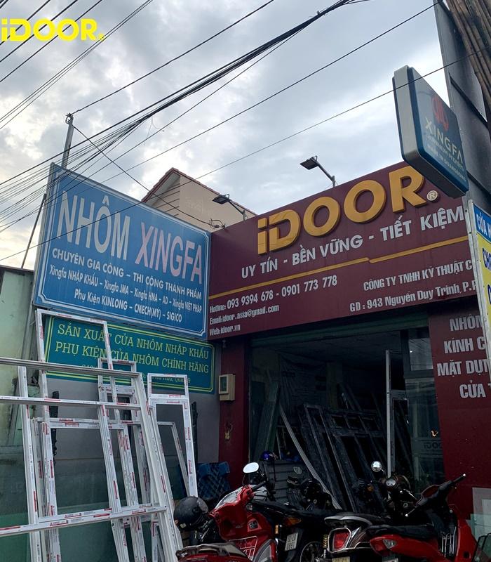 Cửa cuốn Austdoor Phú Hữu