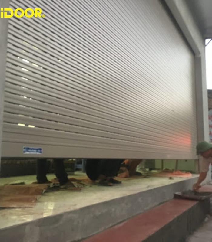 Hướng dẫn quy trình lắp đặt cửa cuốn Austdoor thành phố Cao Lãnh tại nhà