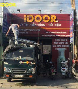 Cửa cuốn Austdoor thành phốRạch Giá