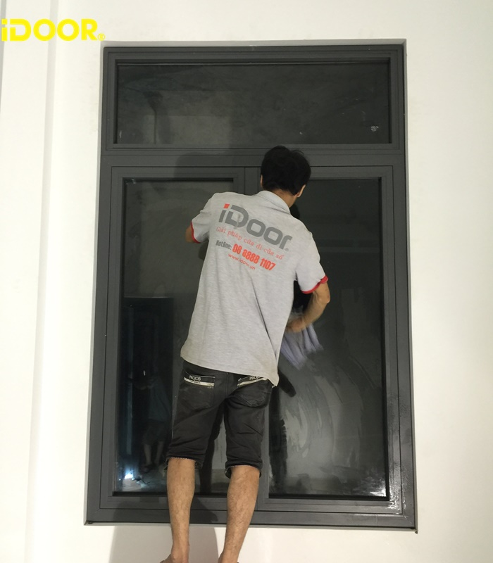 Cửa cuốn Newdoor thành phốLong Xuyên