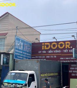 Cửa cuốn newdoor Thành Phố Tân An