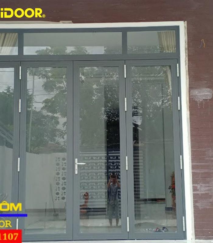 Lí do nên chọn dịch vụ lắp đặt cửa nhôm kính cường lực Thành phố Bạc Liêu tại iDOOR?