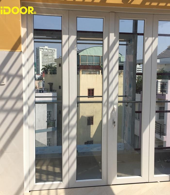 Tại sao bạn nên mua cửa nhôm kính cường lực Thành phố Long Xuyên của iDOOR?