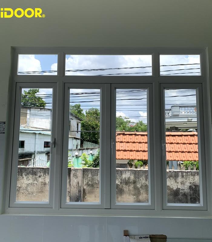 Cam kết chất lượng của công ty nhôm kính Xingfa iDOOR