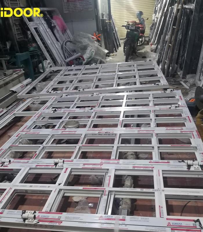 Cửa nhôm Xingfa thành phốTân An