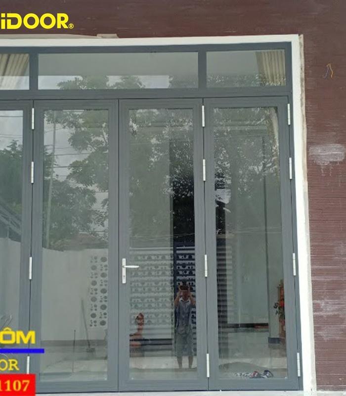 Ưu điểm của cửa nhôm Xingfa thành phố Vị Thanh của iDOOR
