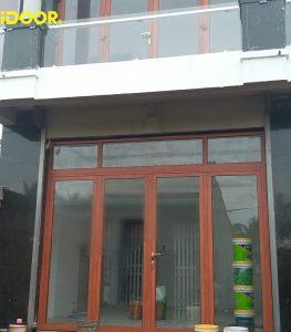 Cửa Nhôm Xingfa thành phốVĩnh Long