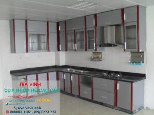 Cửa Nhôm xingfa giá rẻ tại huyện Tiểu Cần - Trà Vinh 1