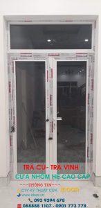 Việc lắp đặt cửa nhôm Xingfa cũng góp phần nâng cao tính an ninh cho nhà ở