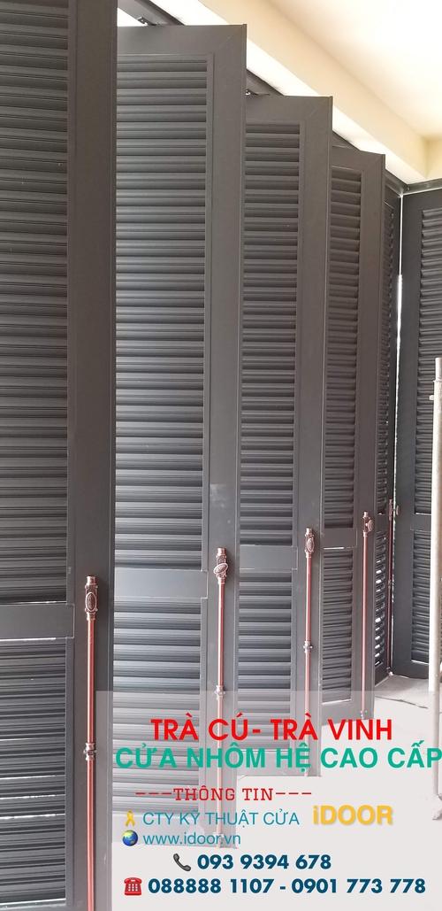 cửa nhôm Xingfa giá rẻ tại huyện Trà Cú - Trà Vinh-1