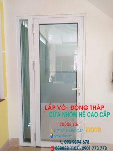 cửa kính cường lực tại huyện Lấp Lò tỉnh Đồng Tháp 1