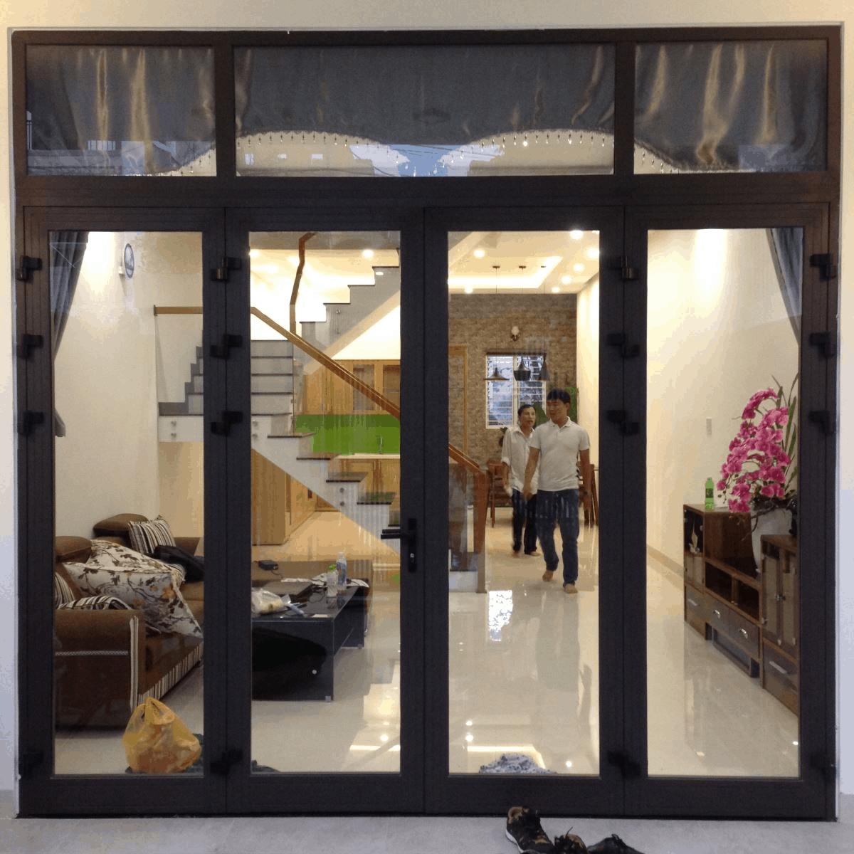Cửa Kính Cường Lực tại huyện Càng Long - Trà Vinh