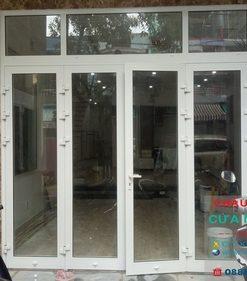 Cửa kính cường lực tại huyện Châu Thành – Tiền Giang 3