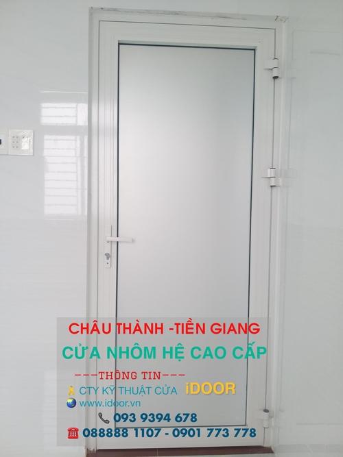 Cửa Nhôm xingfa giá rẻ tại huyện Châu Thành - Tiền Giang 2
