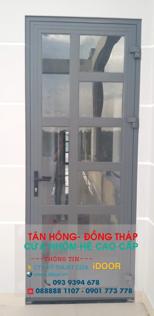 Cửa Nhôm xingfa giá rẻ tại huyện Tân Hồng - Tỉnh Đồng Tháp 1