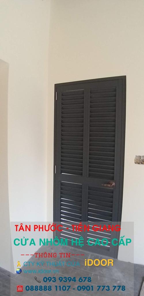 Cửa nhôm xingfa giá rẻ tại huyện Tân Phước - Tiền Giang 1