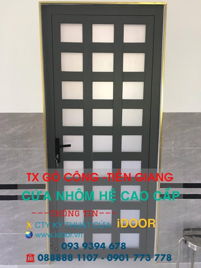 lắp đặt cửa Nhôm xingfa giá rẻ