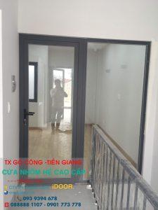 lắp đặt cửa Nhôm xingfa giá rẻ tại Tiền Giang 4